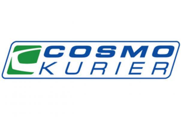 Logo Vektor Cosmo Gruen Blau