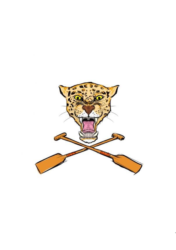 Entwurf Logo Jaguar Paddel