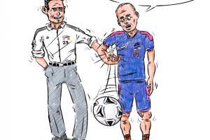 EM 2012 Löw Balljunge Gomez Robben