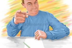 illustration portrait zeigen